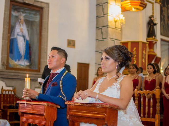 La boda de Julio y Samantha en Texcoco, Estado México 40