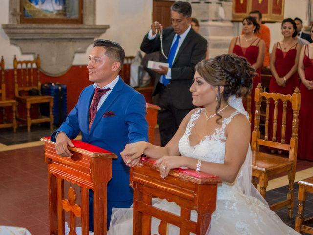 La boda de Julio y Samantha en Texcoco, Estado México 41