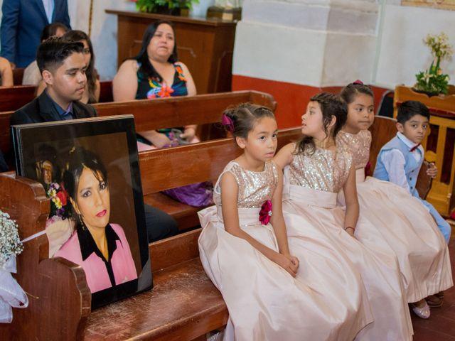 La boda de Julio y Samantha en Texcoco, Estado México 42