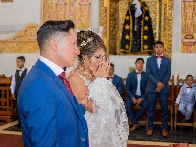 La boda de Julio y Samantha en Texcoco, Estado México 43