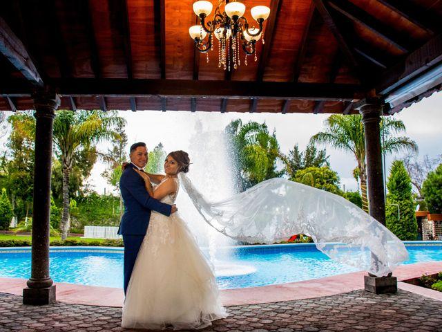 La boda de Samantha y Julio