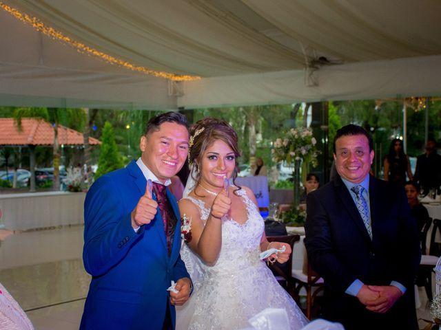 La boda de Julio y Samantha en Texcoco, Estado México 53