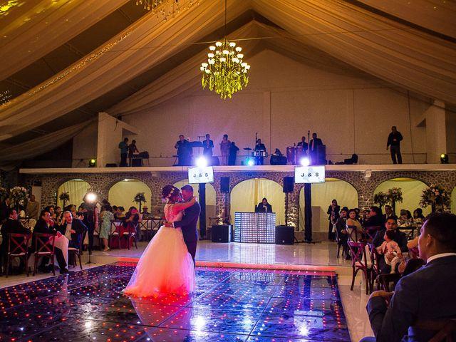 La boda de Julio y Samantha en Texcoco, Estado México 54