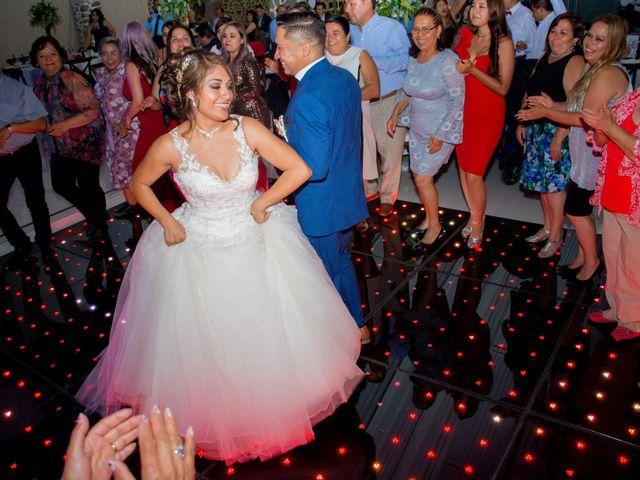 La boda de Julio y Samantha en Texcoco, Estado México 56