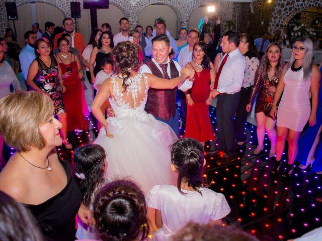 La boda de Julio y Samantha en Texcoco, Estado México 59
