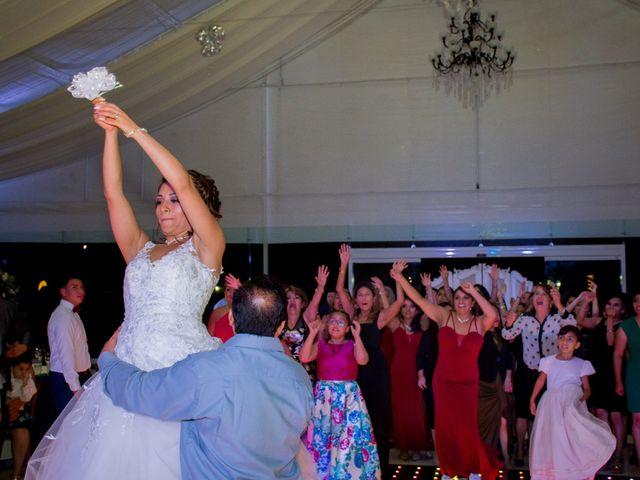 La boda de Julio y Samantha en Texcoco, Estado México 60