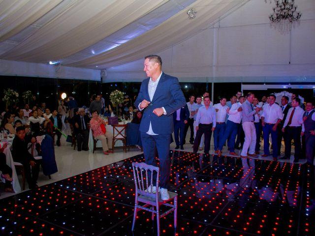 La boda de Julio y Samantha en Texcoco, Estado México 61