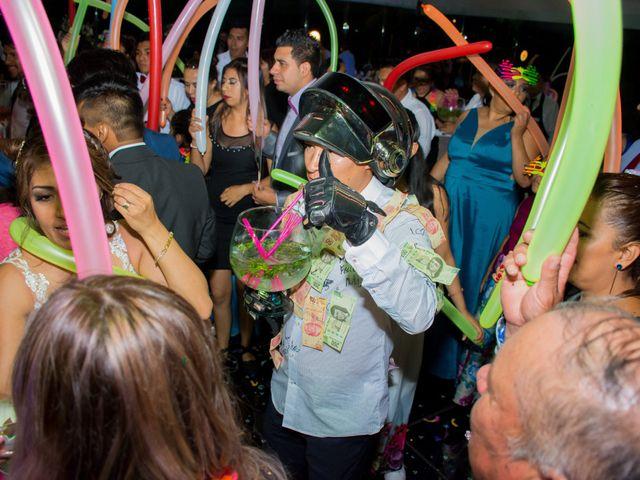 La boda de Julio y Samantha en Texcoco, Estado México 62