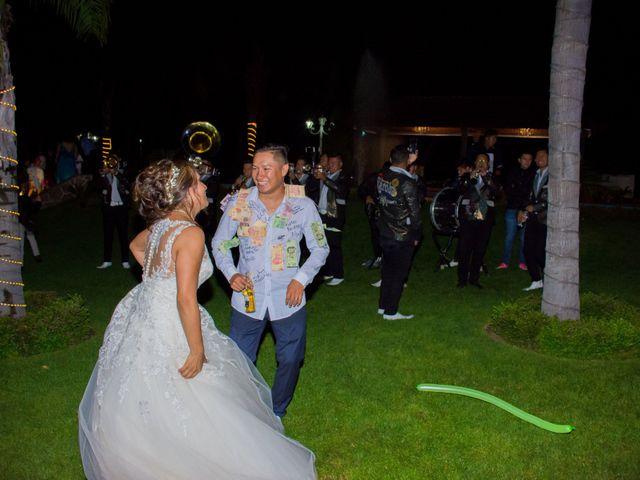 La boda de Julio y Samantha en Texcoco, Estado México 68