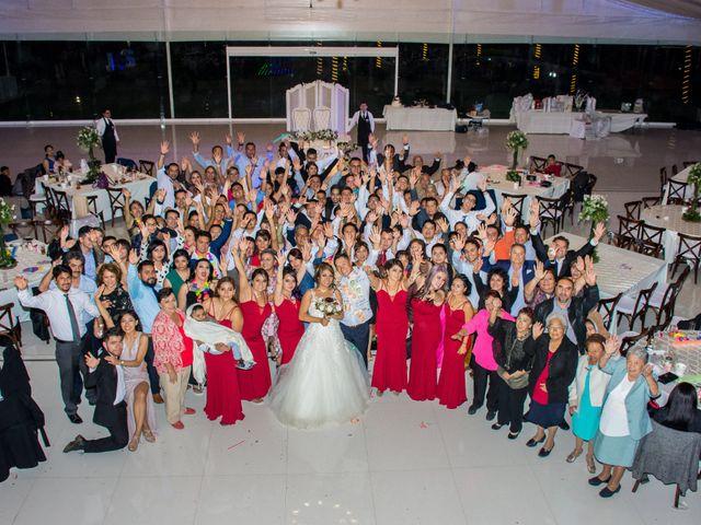 La boda de Julio y Samantha en Texcoco, Estado México 69