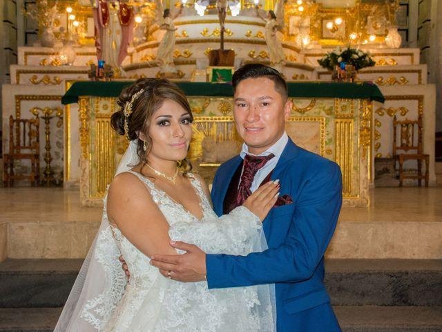 La boda de Julio y Samantha en Texcoco, Estado México 1