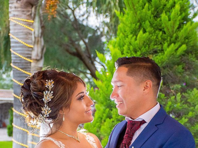 La boda de Julio y Samantha en Texcoco, Estado México 70