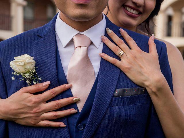 La boda de Erika y Manuel