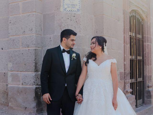 La boda de Adriana y Abdullah