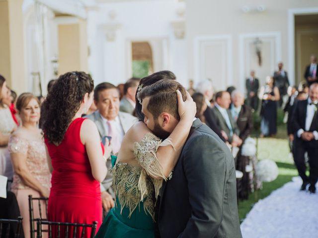 La boda de Mauricio y Paola en Santiago, Nuevo León 35