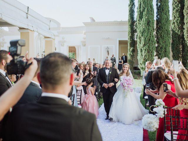 La boda de Mauricio y Paola en Santiago, Nuevo León 38