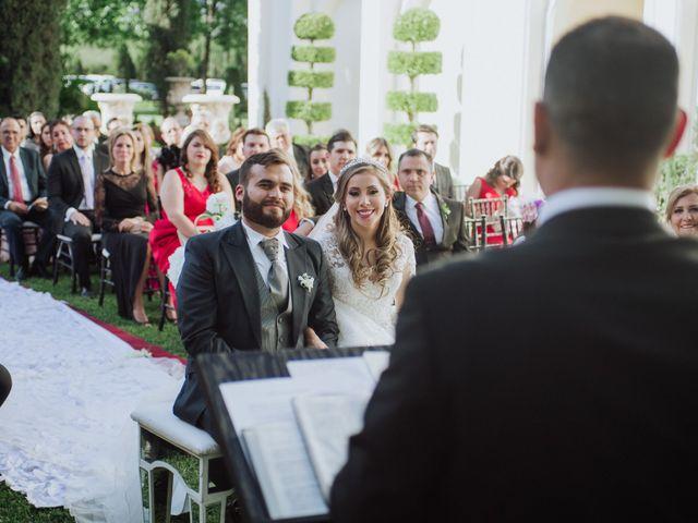 La boda de Mauricio y Paola en Santiago, Nuevo León 44