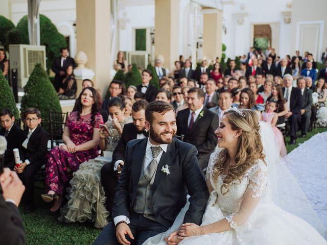 La boda de Mauricio y Paola en Santiago, Nuevo León 45