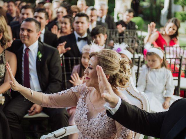 La boda de Mauricio y Paola en Santiago, Nuevo León 46