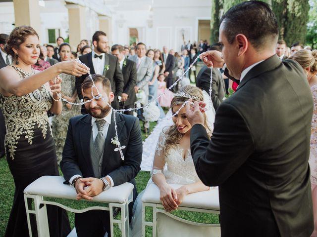 La boda de Mauricio y Paola en Santiago, Nuevo León 53