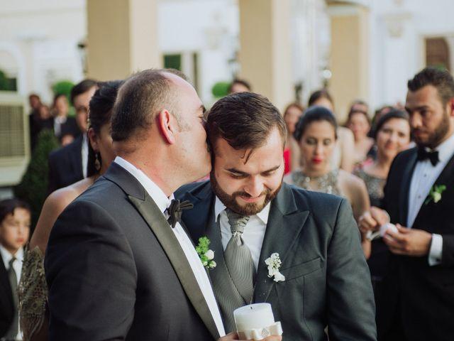 La boda de Mauricio y Paola en Santiago, Nuevo León 56
