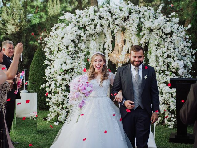 La boda de Mauricio y Paola en Santiago, Nuevo León 61