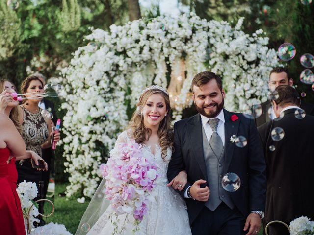 La boda de Mauricio y Paola en Santiago, Nuevo León 62