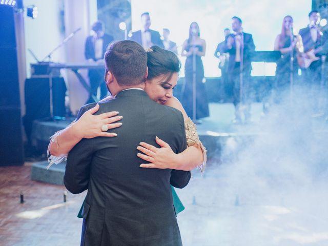 La boda de Mauricio y Paola en Santiago, Nuevo León 82