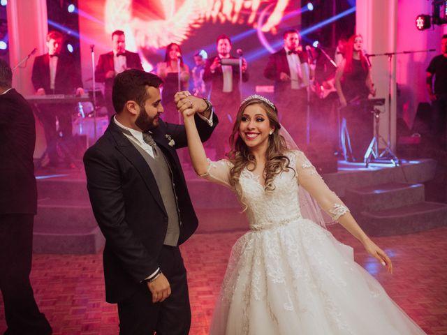 La boda de Mauricio y Paola en Santiago, Nuevo León 85