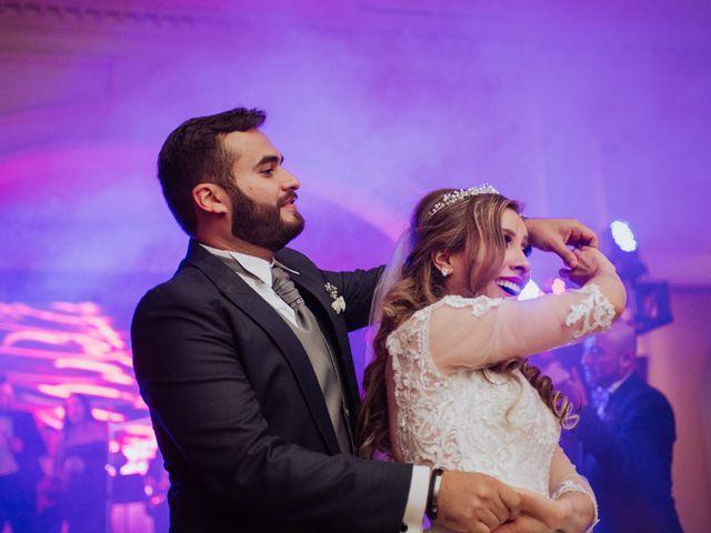 La boda de Mauricio y Paola en Santiago, Nuevo León 86