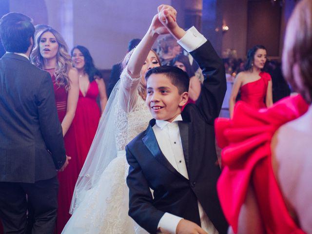 La boda de Mauricio y Paola en Santiago, Nuevo León 89