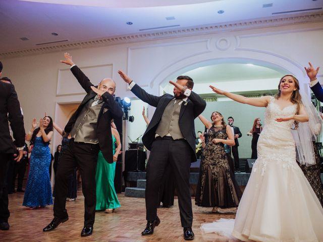 La boda de Mauricio y Paola en Santiago, Nuevo León 100