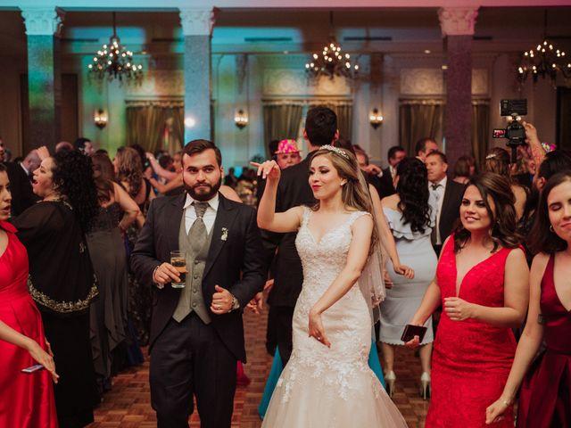 La boda de Mauricio y Paola en Santiago, Nuevo León 102
