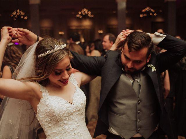 La boda de Mauricio y Paola en Santiago, Nuevo León 104