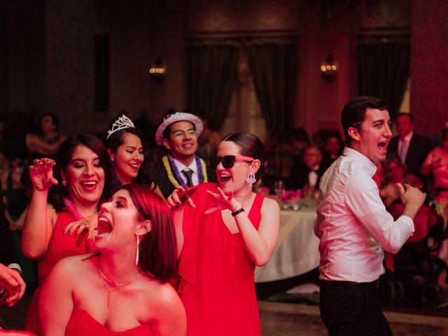 La boda de Mauricio y Paola en Santiago, Nuevo León 109