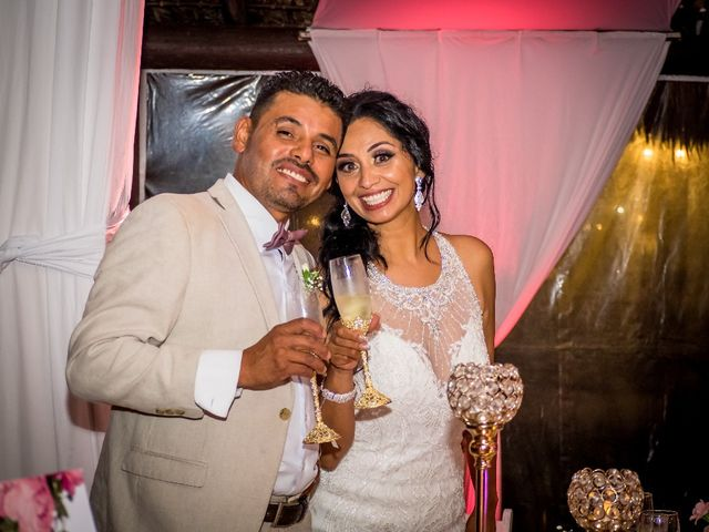 La boda de Gabby y Mario