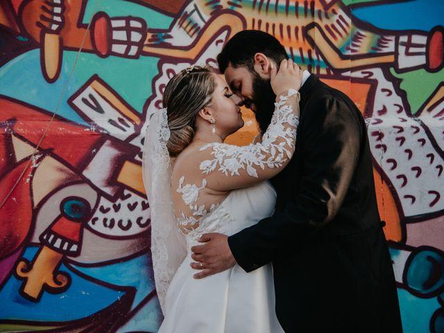 La boda de Brenda y Felipe
