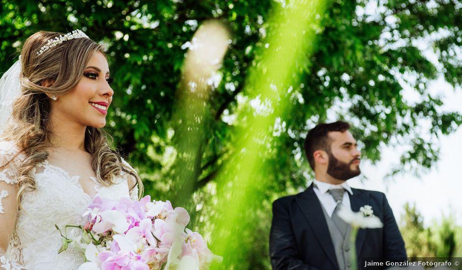 La boda de Mauricio y Paola en Santiago, Nuevo León