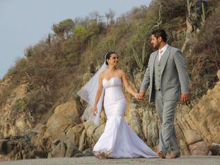 La boda de Carolina y Eduardo