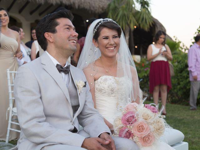 La boda de Yancy y Daniel