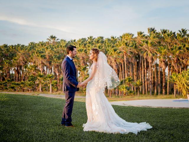 La boda de César y Fátima en Mazatlán, Sinaloa 1