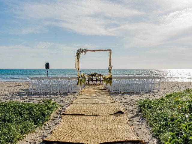 La boda de César y Fátima en Mazatlán, Sinaloa 10