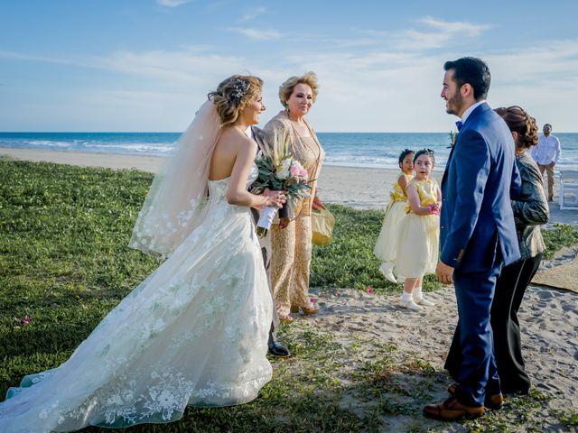 La boda de César y Fátima en Mazatlán, Sinaloa 15
