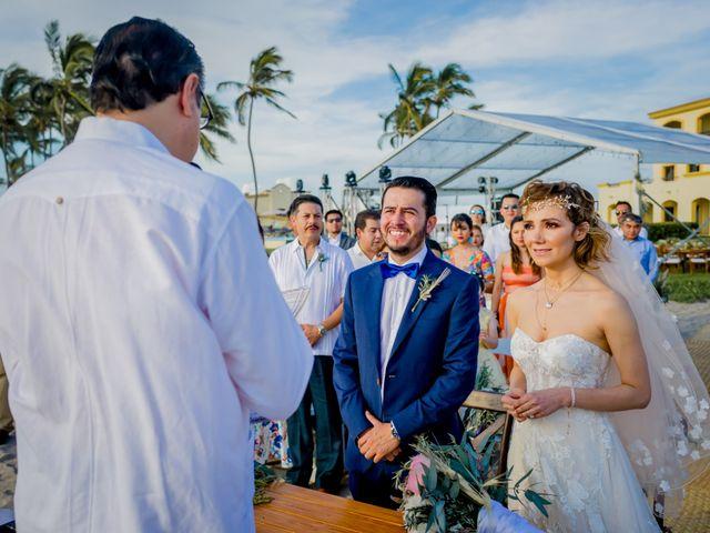 La boda de César y Fátima en Mazatlán, Sinaloa 16