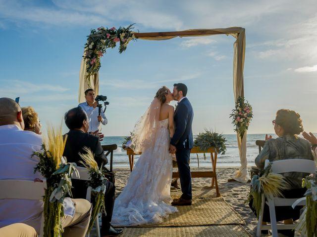 La boda de César y Fátima en Mazatlán, Sinaloa 18