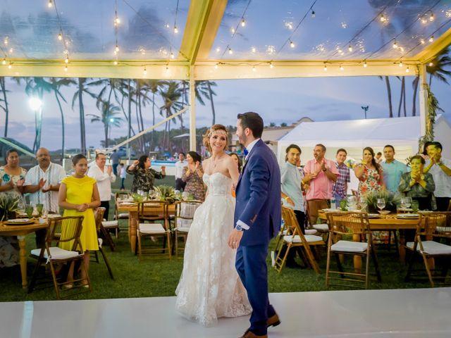 La boda de César y Fátima en Mazatlán, Sinaloa 20