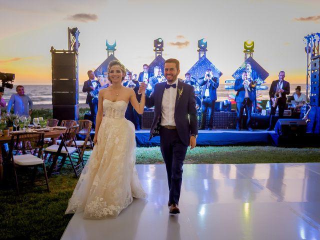 La boda de César y Fátima en Mazatlán, Sinaloa 21