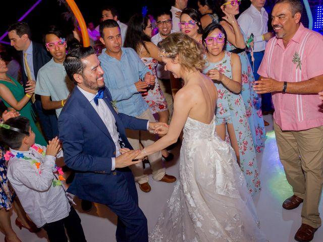 La boda de César y Fátima en Mazatlán, Sinaloa 25
