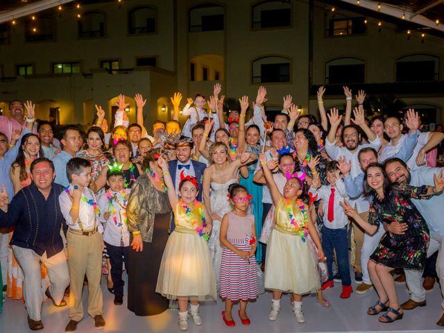 La boda de César y Fátima en Mazatlán, Sinaloa 26