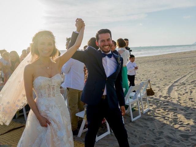 La boda de César y Fátima en Mazatlán, Sinaloa 30